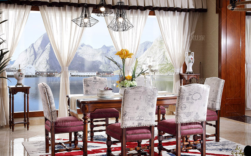 北欧风格新房家具为何适合小户型家庭使用?