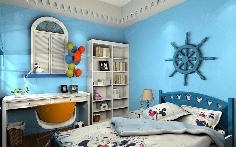 儿童房装修的注意事项以及儿童房装修技巧要点