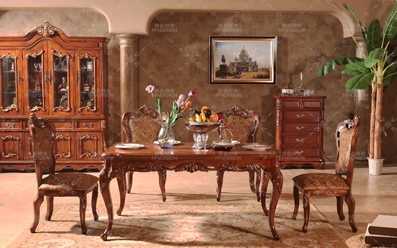 在美式风格新房家具选购的时候注意这些才行