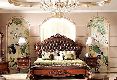欧式床头柜尺寸大小及标准尺寸是多少
