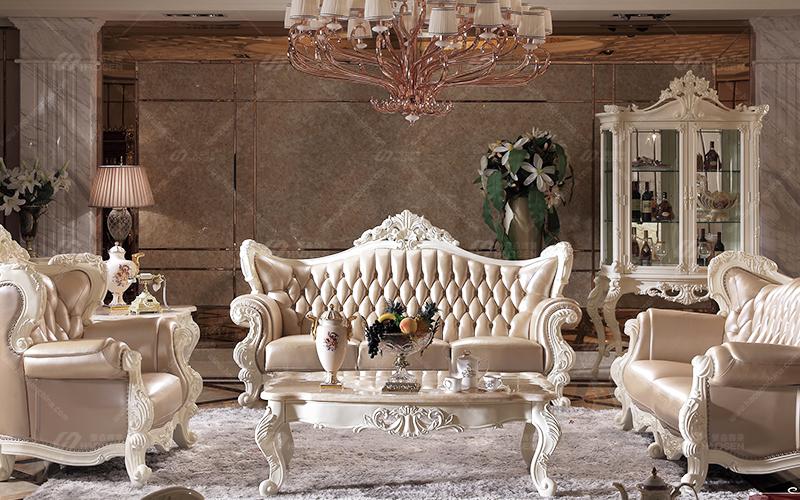 90平米的小户型如何选购到合适的欧式真皮沙发
