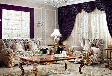 美式高档沙发用那种面料比较好