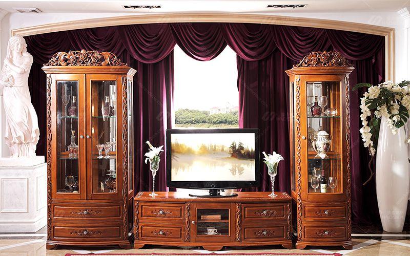 适合小户型家庭使用的客厅欧式家具
