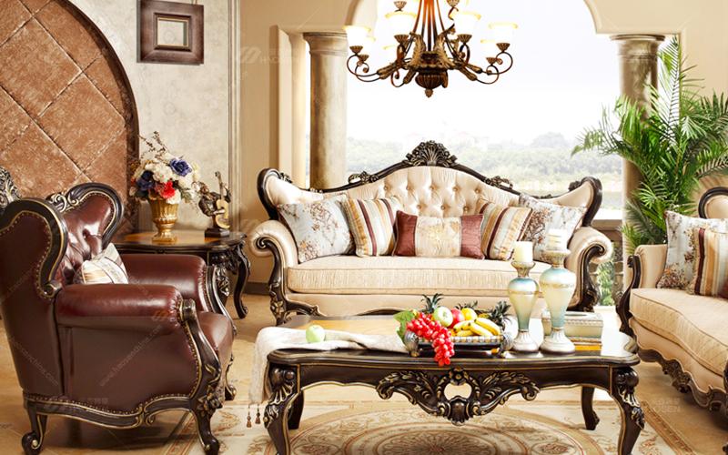 客厅沙发风格类型有哪些?小户型客厅沙发风格搭配技巧