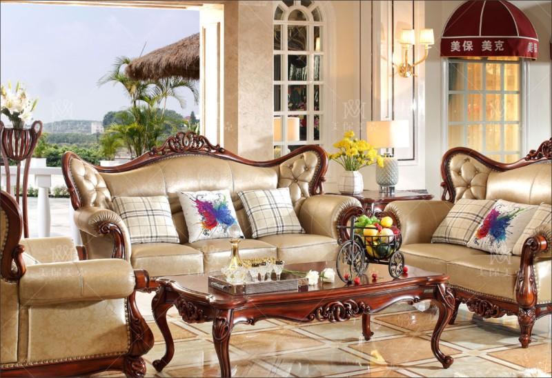 美式别墅家具有什么特点?美式别墅家具风格特点介绍