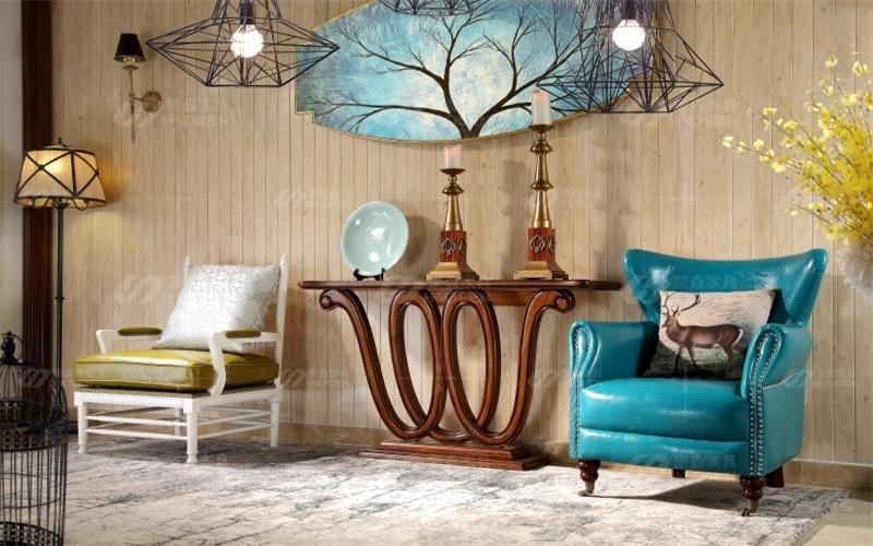 定制高端欧美家具未来流行趋势