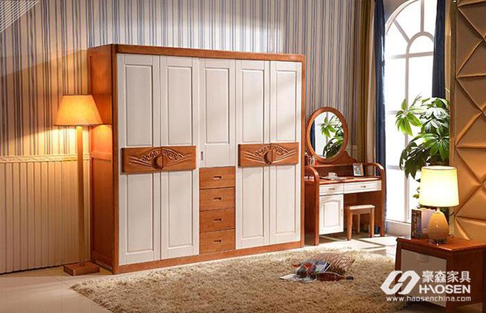 美式衣柜尺寸是多少?高档别墅美式衣柜尺寸介绍