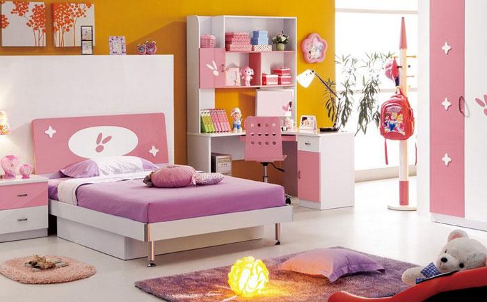 松木儿童家具的特点知识介绍