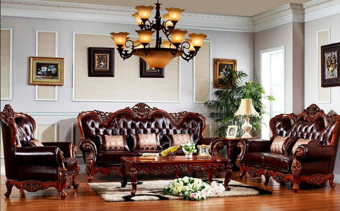 如何买到合适的客厅美式沙发?美式客厅沙发的选购技巧