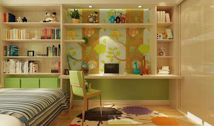 小户型时尚置物架,美式家具的艺术范