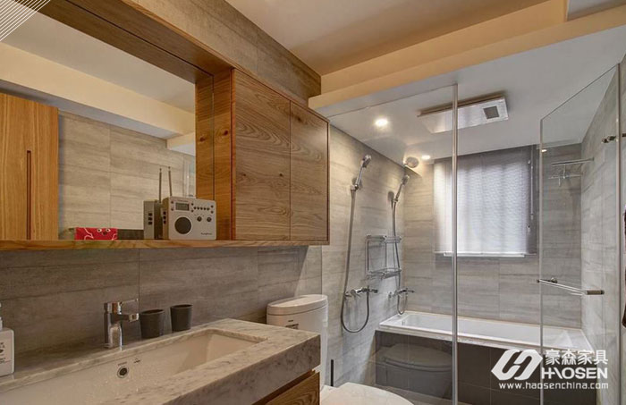 卫生间怎么设计更好看?卫生间的装修设计