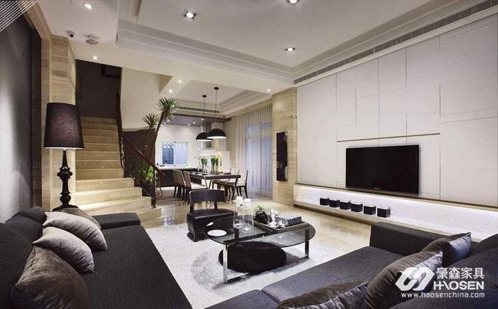 几个家居装修技巧教你提升家中暗色调的温馨感