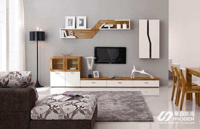 客厅电视柜的款式大全