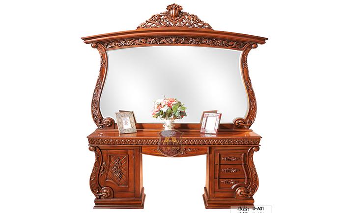 卧室梳妆台梳妆镜子的选购及安装方法