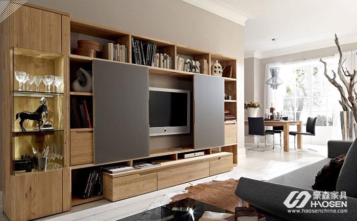 电视柜材质选择哪种好一点?