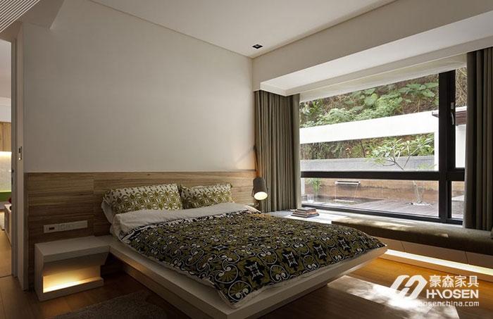 卧室床如何摆放?卧室床的摆放方法