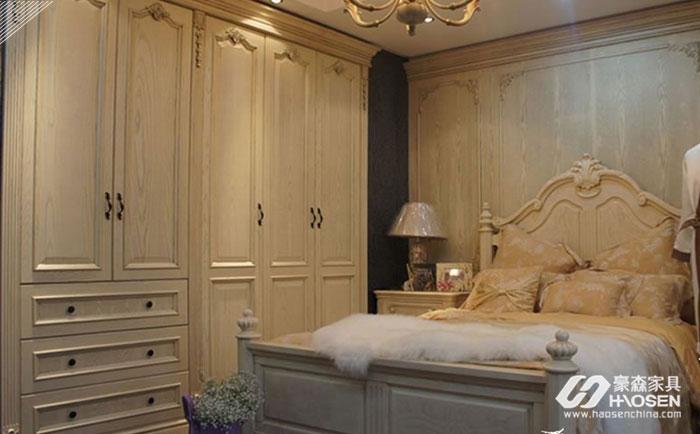 带您了解美式衣柜的风格和品质的特点知识