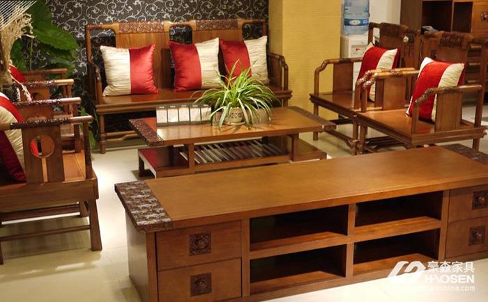 美式家具应该怎么合理布局搭配?
