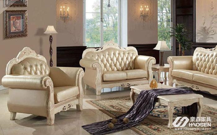 美式真皮沙发选购需要注意什么?美式客厅真皮沙发的选购