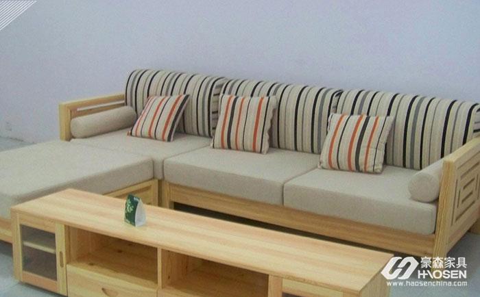 如何选购松木沙发?美式松木沙发的选购技巧