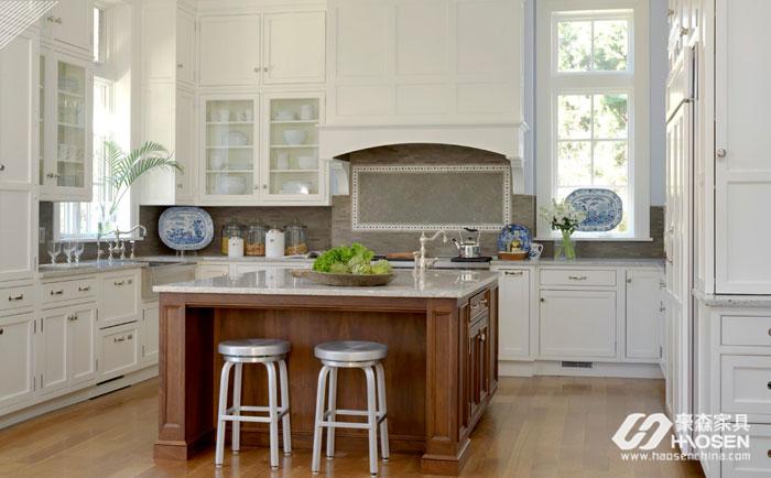 厨房装修技巧—橱柜的造型设计有哪些?