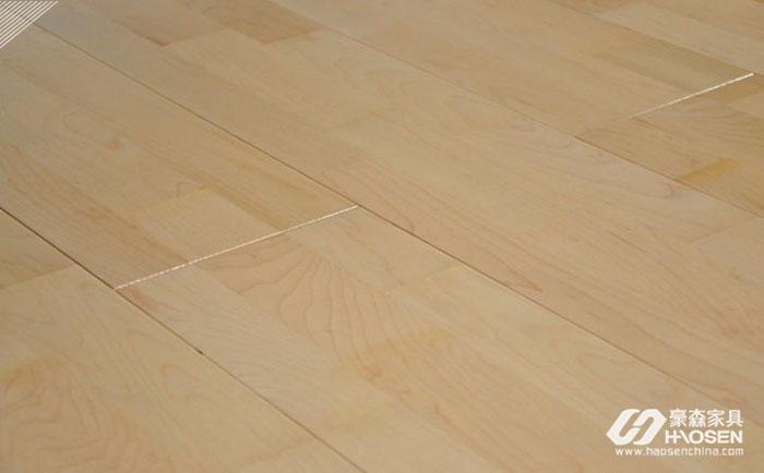 运动场选择枫木地板的原因竟是因为这些
