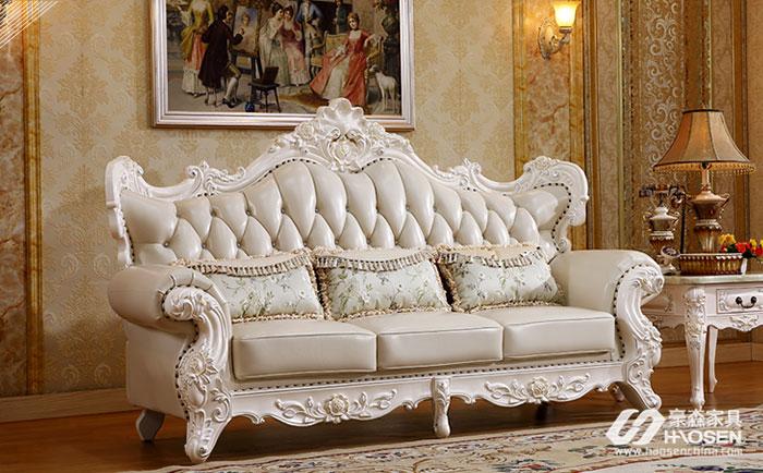 欧美风格真皮沙发有哪些选购技巧