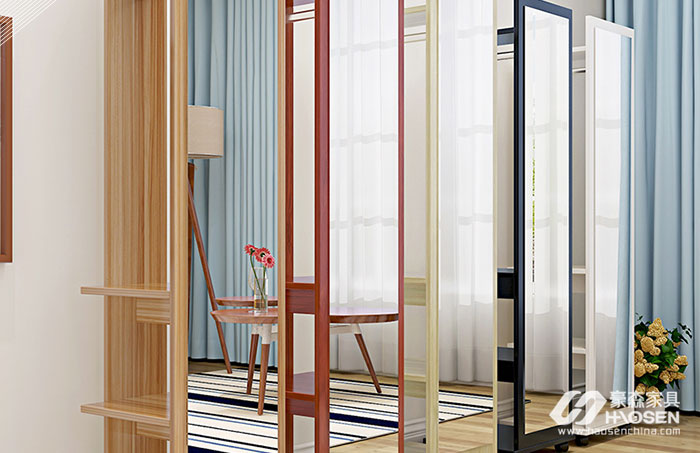 三大技巧教您懂得如何保护自家欧美卧室落地镜!