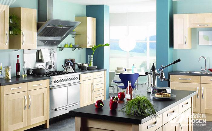 """厨房的布局风水也是有""""底线""""的,千万别碰"""