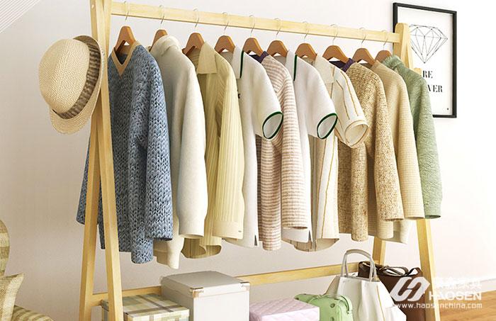 想要欧美卧室木质衣架不出现干裂等问题?那就来看看吧