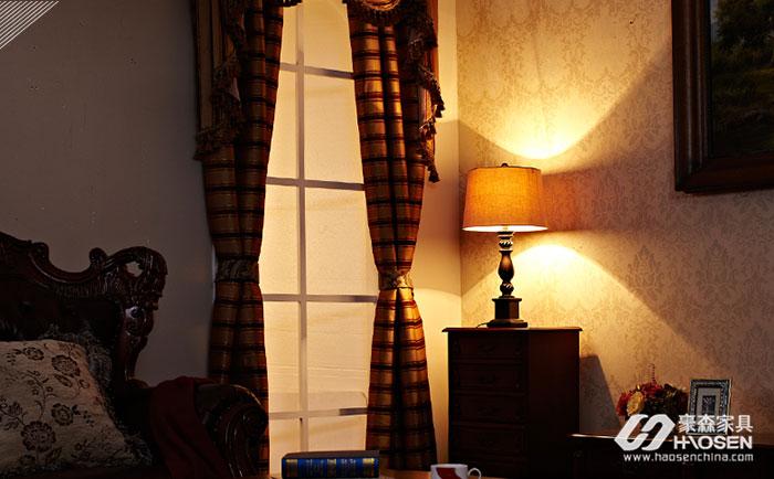 选购好卧室床头台灯,伴你安稳入睡
