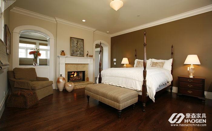 教你美式卧室实木地板选购的知识点