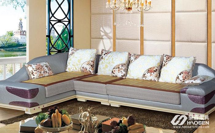 舒适的大户型卧室软体沙发特点有哪些?