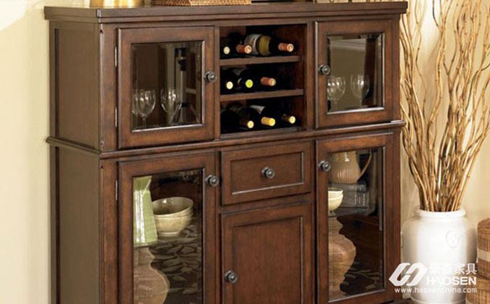 餐边柜尺寸怎么选?小户型餐边柜尺寸选购