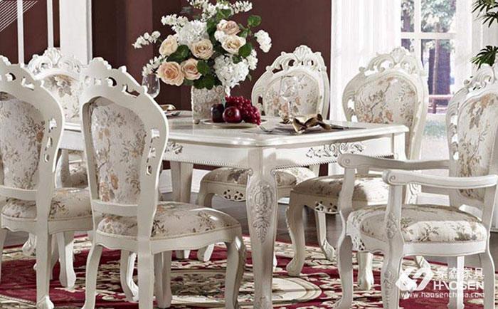 有名的美式实木餐桌品牌介绍震慑你审美的眼球