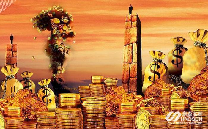 融资上市,蜕变升级
