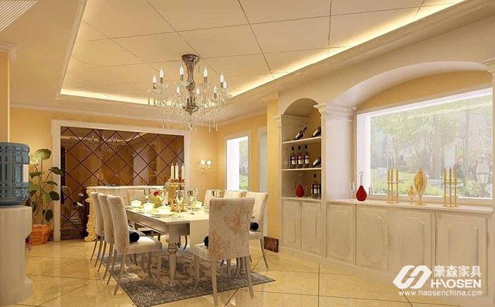 欧式风格家具有哪些装修知识
