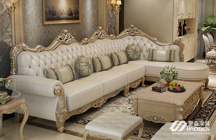 欧式家具的分类和风格特点的介绍
