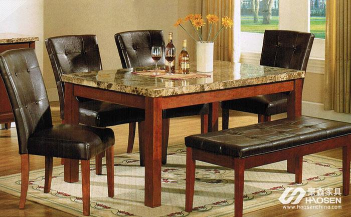 选购大理石餐桌打造奢华生活,大理石餐桌如何选购