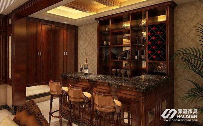 """欧美餐厅酒柜特点介绍助你给爱酒一个""""好住处"""""""