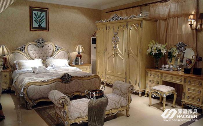 广东欧美式家具批发厂家哪家好,首选豪森家具生产厂家