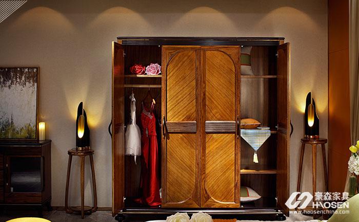 小户型卧室衣柜摆放风水原来还有这些讲究