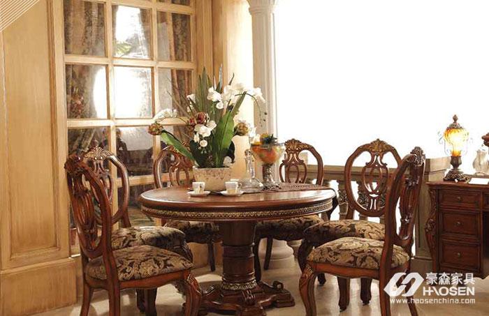 为什么大多消费者选来选去最后选择美式风格家具?
