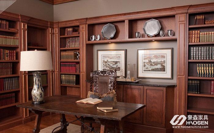 书房书柜选购知识使你更好保护你的爱书