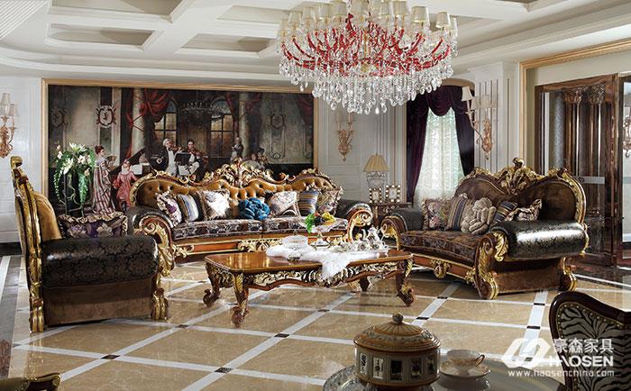 美式家具不同风格的分类与风格的特点介绍