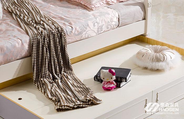 正确的美式卧室推拉式床柜选购技巧你知道吗?