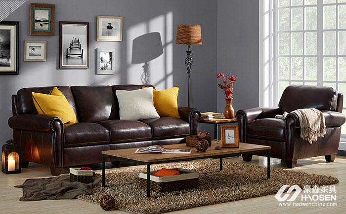 美式家具选购六大技巧,如何挑选到高质量美式沙发