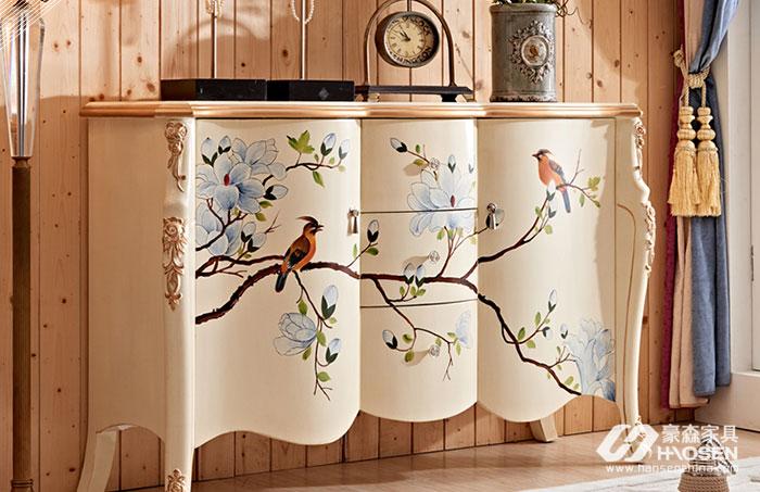 古典欧式风格你知道哪些?古典欧式家具风格特点介绍