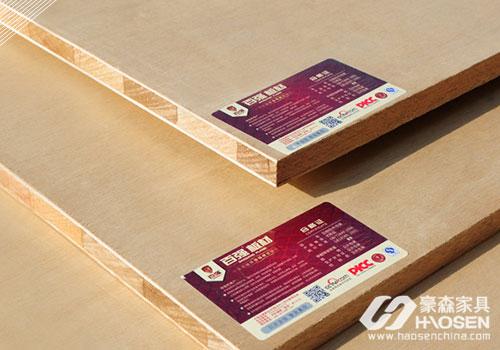看细木工板如何不合格?其中甲醛超标严重!