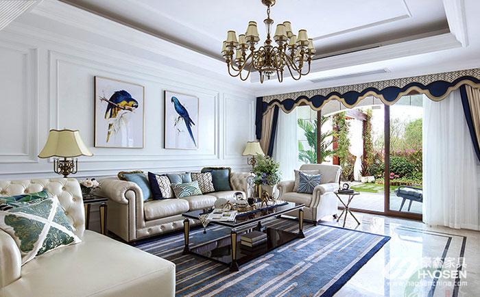 高档轻奢家具的含义以及高档轻奢家具的特性